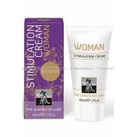 Stimulation Cream woman крем стимулирующий для женщин 50мл