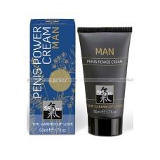 Penis Power Cream Man крем стимулирующий для мужчин 50мл