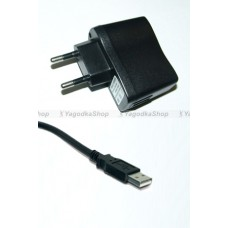 Адаптер СЗУ c USB разъмом( для вибромассажеров)