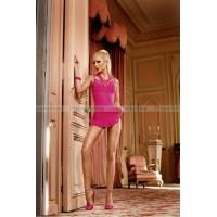 Barbie Миниплатье OS (4246), розовый, упаковано в п/э