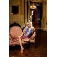 Barbie Боди OS (4246), темносиний