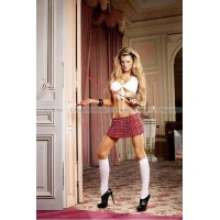 Barbie Комплект белья OS (4246), красный