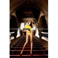 NeonBarock Трусики женские OS (4246), желтый
