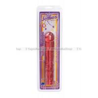 "Фаллоимитатор Cristal Jellies 10"" розовый"
