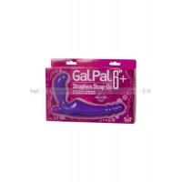 """Вибростимулятор Gal Pal 6"""" фиолетовый"""