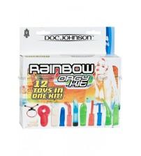 Эротический набор RAINBOW ORGY KIT