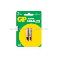 Батарейка ААA (алкалин) в пленке по 2 шт.
