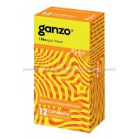 Презервативы Ganzo Juice № 12