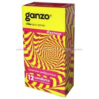 Презервативы Ganzo Extase № 12