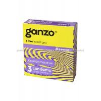 Презервативы Ganzo Sense № 3