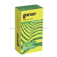 Презервативы Ganzo Ultra thin № 12