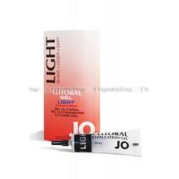 Возбуждающий гель для клитора легкого действия JO Clitoral Light, 10 мл
