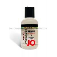 Анальный согревающий любрикант обезболивающий на силиконовой основе JO Anal Premium Warming, (75 мл)