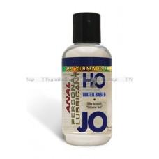 Анальный любрикант на водной основе JO Anal H2O, 4.5 oz (135 мл)