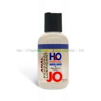 Анальный согревающий любрикант обезболивающий на водной основе JO Anal H2O Warming, 2,5 oz (75 мл)