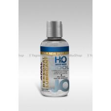 Анальный охлаждающий любрикант обезболивающий на водной основе JO Anal H2O COOL, 4.5 oz (135 мл)