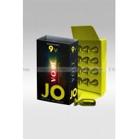 Возбуждающая сыворотка сильного действия JO Volt 9 VOLT, 12 капсул