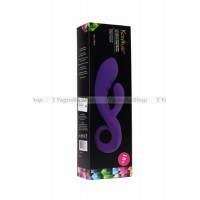 Вибромассажер MY VIBE 7 функций вибрации фиолетовый