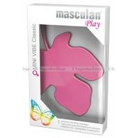 """Индивидуальный массажер для женщин Masculan Play """"MINI VIBE Classic"""" розовый"""