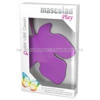 """Индивидуальный массажер для женщин Masculan Play """"MINI VIBE Classic"""" фиолетовый"""