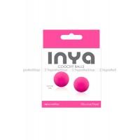 Вагинальные шарики  INYA  Coochy Balls  Pink