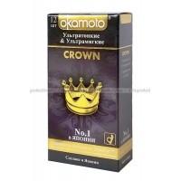 Презервативы Okamoto Crown № 12