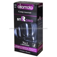 Презервативы Okamoto Strong № 10