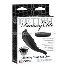 Fetish Fantasy Elite вибростимулятор клитора Vibrating Panty Liner черный