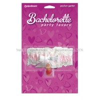 Подвязка на ногу Bachelorette Party Garter тематическая