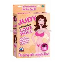 Сувенир надувная кукла JUDY