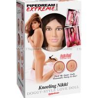 Кукла надувная PDX Dollz  Kneeling Nikki.