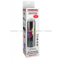 Мастурбатор ротик перезаряжаемый   Pipedream Extreme Toyz Rechargeable RotoBator Mouth