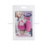 Вибростимулятор Original Remote Control Egg  Pink