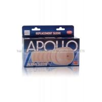 Мастурбаторанус вставка Apollo™ Replacement Sleeve Alpha Sleeve 1 телесная
