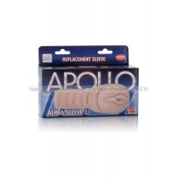 Мастурбаторвагина вставка Apollo™ Replacement Sleeve Alpha Sleeve 2 телесная