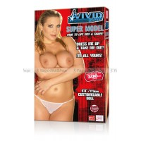 Кукла Vivid Raw Super Model Love Doll телесная