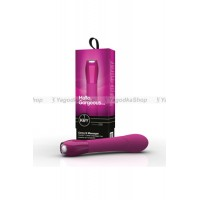 Вибромассажер Gточки CERES G SPOT розовый