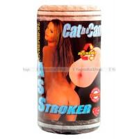 Мастурбатор попка Cat In A Can CyberSkin® Ass Stroker телесная