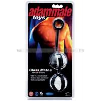Анальный стимуляторшарики Glass Mates Anal Balls из стекла