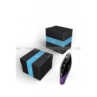 Вибромассажер ZINI SEED фиолетовый с черным